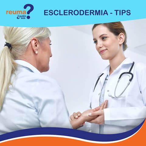 Tips – Esclerodermia
