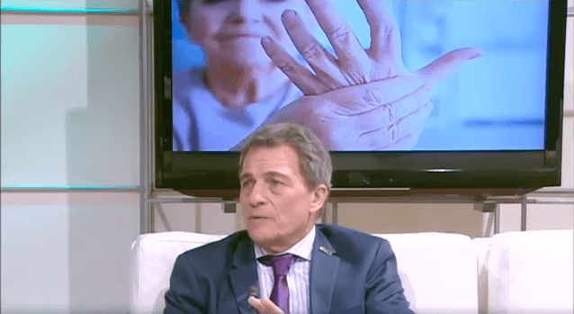 Entrevista de Silvia Fernandez Barrios al Dr. Enrique Soriano