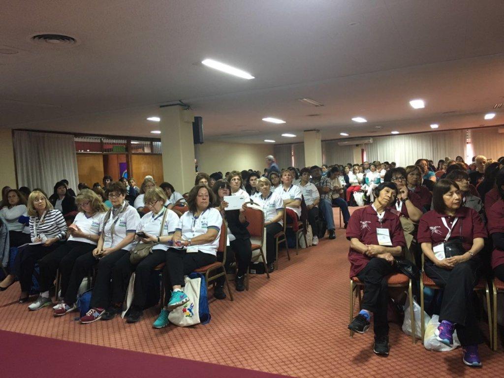 Se realizó el 4º Congreso de Pacientes