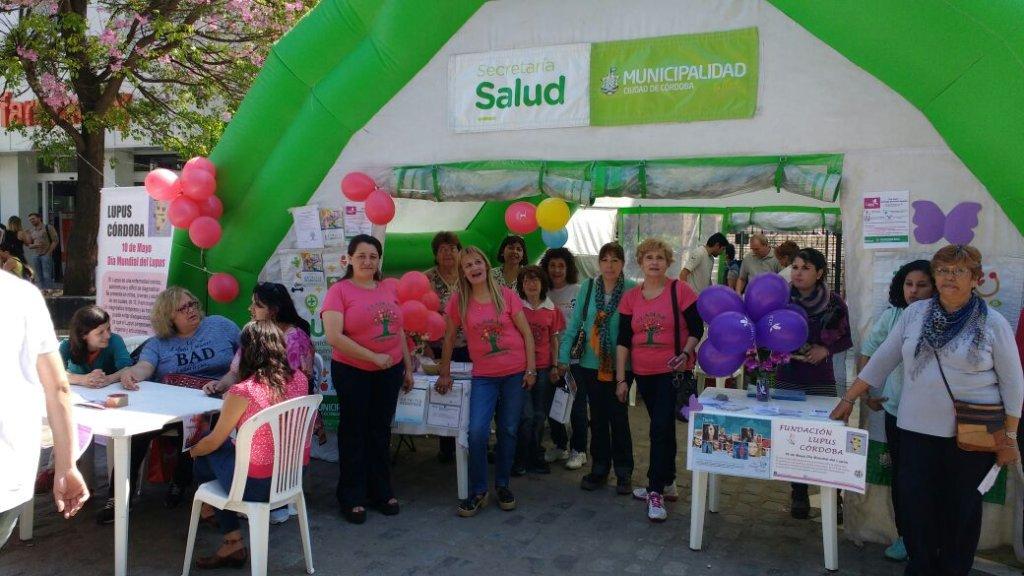 Día Mundial de la Artritis – Acción en Córdoba