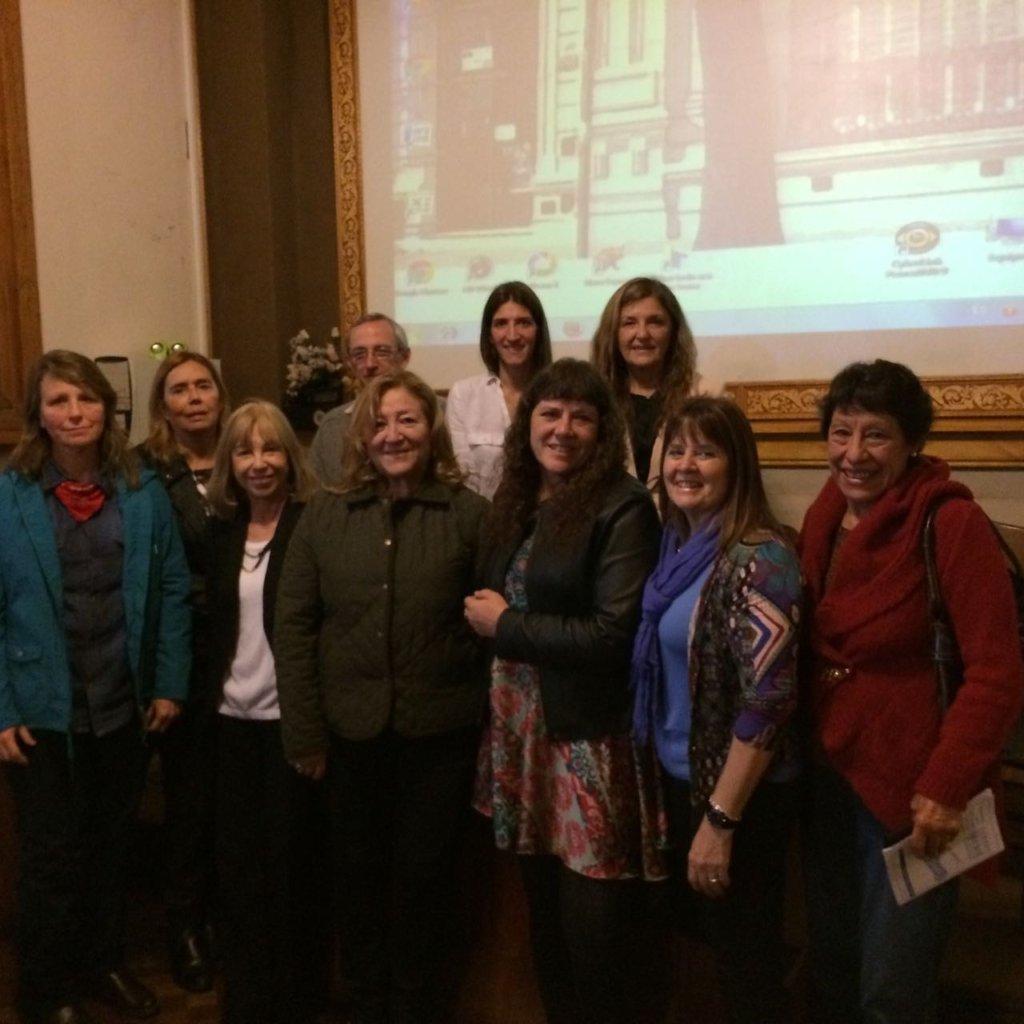 El sábado 29 de octubre, se realizaron las Charlas a la Comunidad en La Sociedad Médica de La Plata