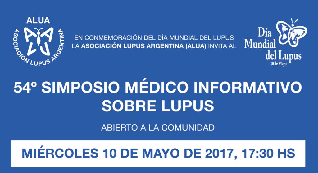 54º Simposio Informativo sobre Lupus