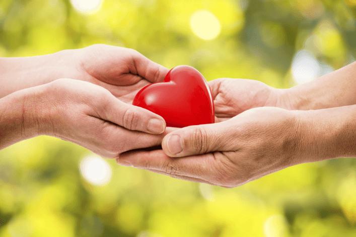 La importancia de compartir