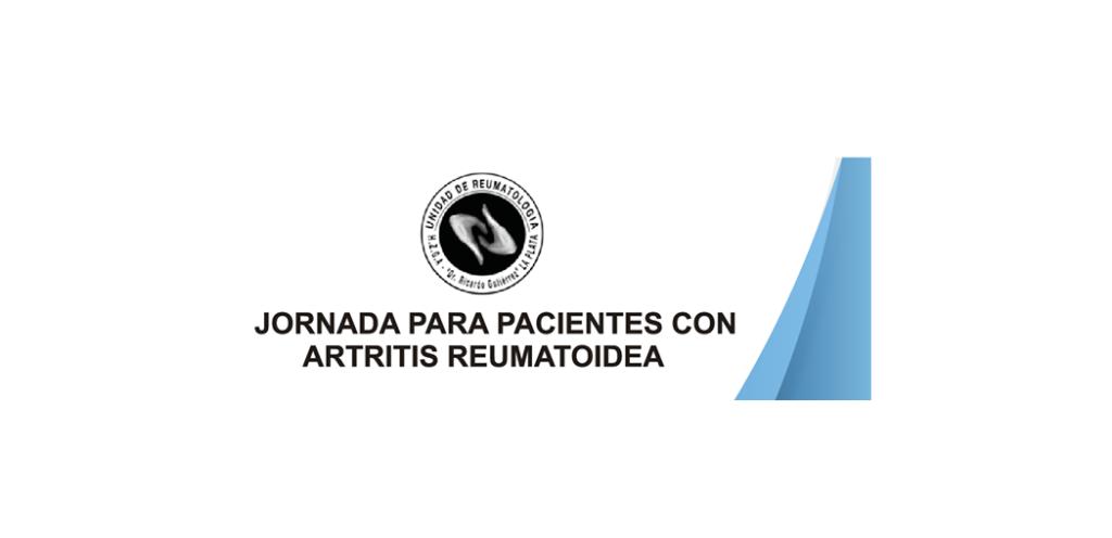 Jornada para Pacientes con Artritis Reumatoidea