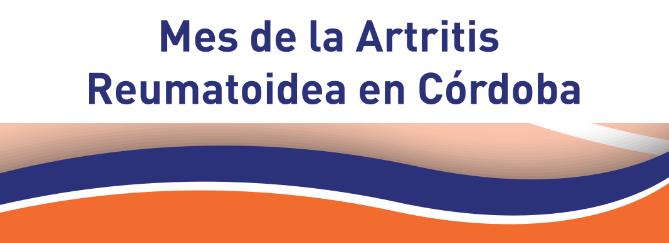 Mes de la Artritis Reumatoidea en Córdoba
