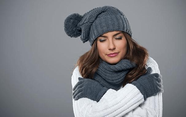 ESCLERODERMIA: Vestimenta para el frio