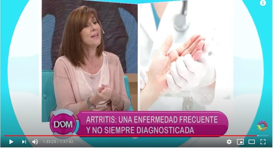 Entrevista a la Dra. Alejandra Babini en » El diario de Mariana»