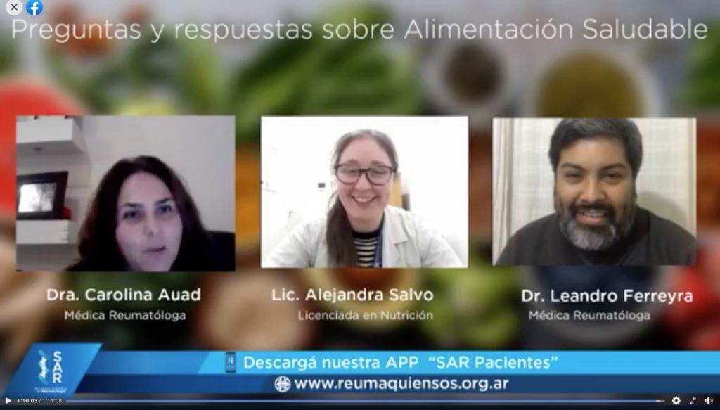 Preguntas y respuestas sobre nutrición