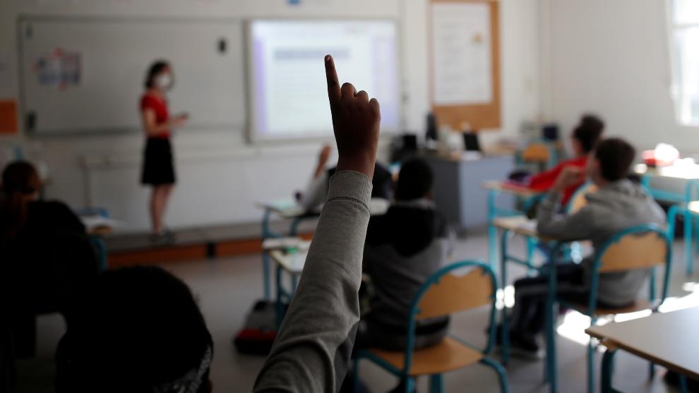 COVID-19 EL REGRESO PRESENCIAL A LA ESCUELA DE LOS NIÑOS, NIÑAS Y ADOLESCENTES CON ENFERMEDADES CRÓNICAS