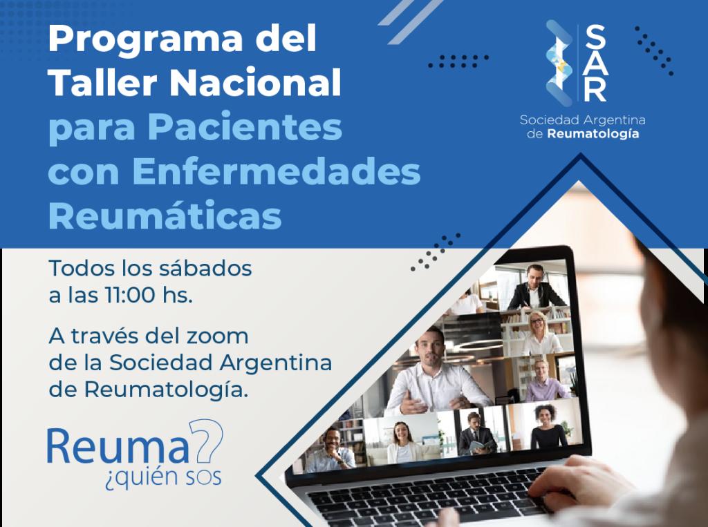 PROGRAMA TALLER NACIONAL DE EDUCACION PARA PACIENTES